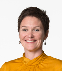 Kjersti Jamne, Chief Marketing Officer (CMO)