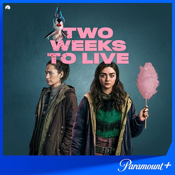 Two Weeks to Live, Paramount+