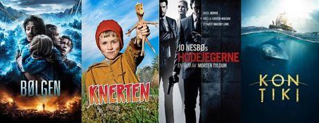 Nordisk Film promo