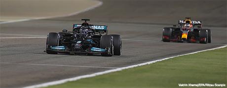 Formel 1 på V Sport
